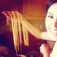 The Day I Made Pasta!